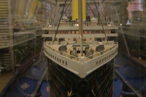 Discovery Station Titanic Exhibit