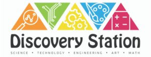 Discovery Station Launches New Museum Logo and Rebranding Effort
