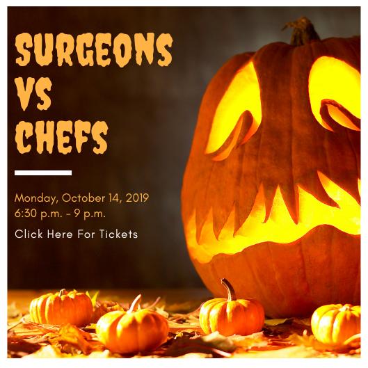 Surgeons vs. chefs