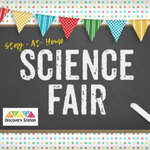 Stay-At-Home Virtual Science Fair